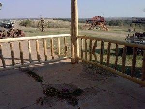 Porch railing4