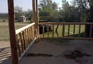Porch railing8